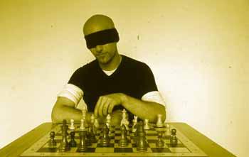 Blindspiel-Bild
