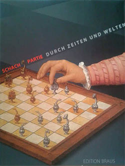 Schachpartie -Durch Zeiten und Welten Cover