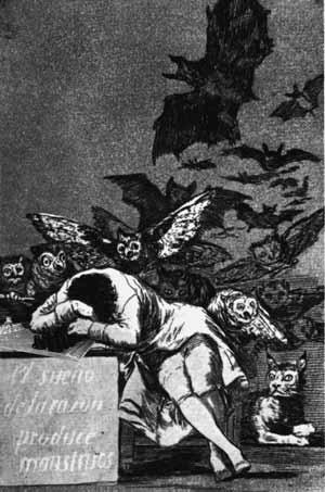 Francisco de Goya Caprichos