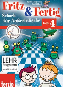 ChessBase DVD Fritz & Fertig 4 cover