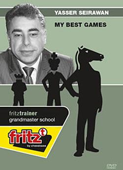 Seirawans Best Games chessbase-cd Cover