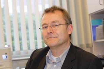 ChessBase Geschäftsführer Rainer Woisin