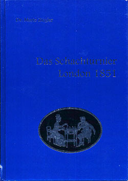 Ziegler London 1851 Cover