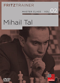 Master Class Band 2: Mihail Tal Cover