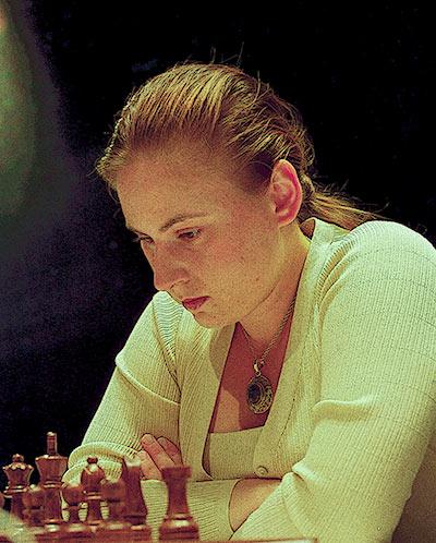 Judit Polgar, Mainz 2003
