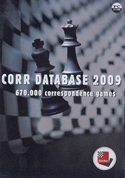 Corr Database 2009 Cover