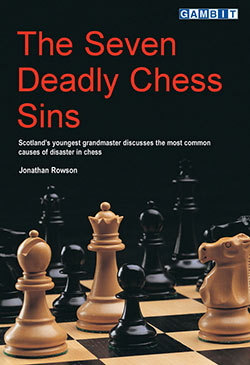 Rowsons Seven Deadly Chess Sins Cover