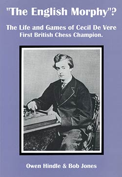 The Life and Games of Cecil de Vere Cover