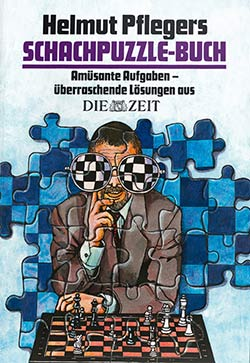 Pfleges Schachpuzzle-Buch Cover