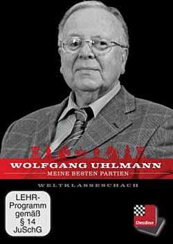 Wolfgang Uhlmann Meine besten Partien DVD