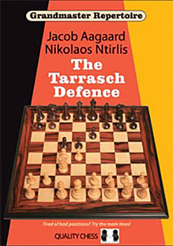 The Tarrasch Defence Cover