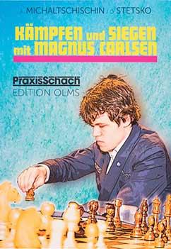 Kämpfen und Siegen mit Magnus Carlsen cover