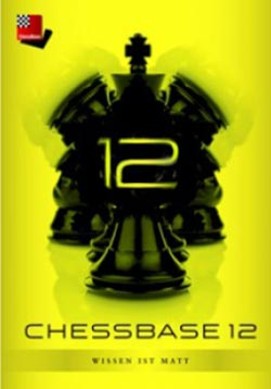 ChessBase12 cover