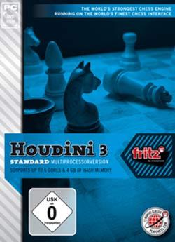 Houdini 3 Cover