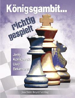 Konikowskis/Bekemanns Königsgambit ... richtig gespielt