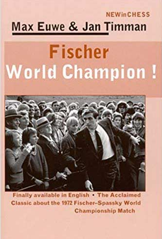 Fischer World Champion! Cover