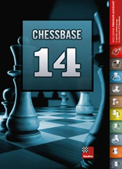 ChessBase 14 Cover