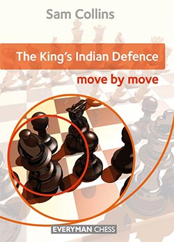 Sam Collins King's Indian Defence Cover