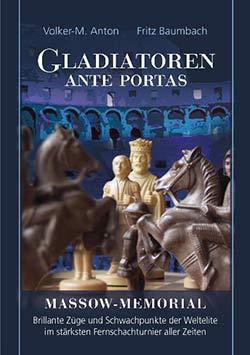 Gladiatoren ante Portas Cover
