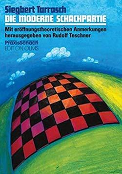 Tarrasch Moderne Schachpartie Cover