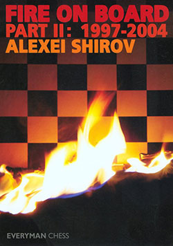 Shirov Fire on Board II Cover