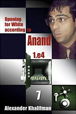 Khalifmans Opening according to Anand 7 Cover