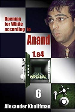 Khalifmans Opening according to Anand 6 Cover