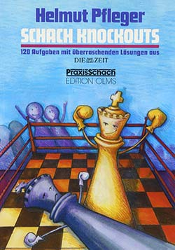 Helmut Pfleger Schach-Knockouts Cover