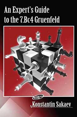 Sakaev 7.Bc4 Gruenfeld Cover