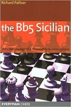 Palliser The Bb5 Sicilian Cover