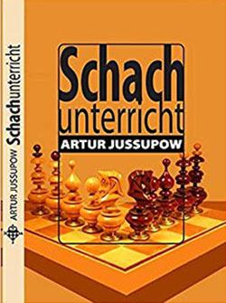 Jussupow Schachunterricht Cover