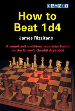 How to beat 1.d4 Cover