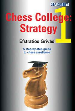 Chess College Strategy Cover