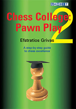 Chess College Pawn Play Cover
