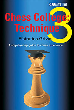 Chess College Technique Cover