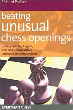 Palliser Beating unusual chess openings Cover