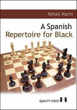 Marin A Spanish Repertoire for Black Cover