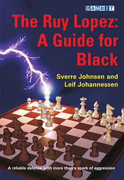 The Ruy Lopez: A Guide for Black Cover