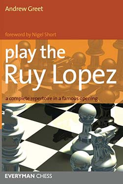 Greet Play the Ruy Lopez Cover