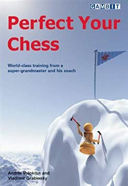 Perfect your Chess Cover