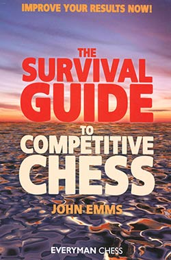 The Survival Guide to competitive Chess Cover