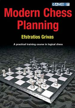 Modern Chess Planning Cover
