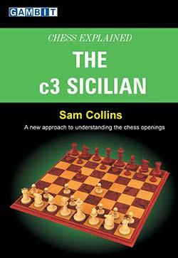 Collins The c3-Sicilian Cover