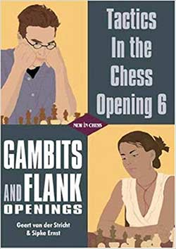 Gambits and Flank Openings Vol 6 Cover