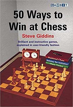 50 Ways to Win at Chess Cover
