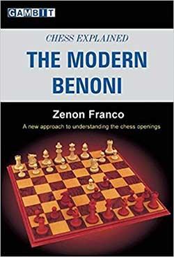 Franco The Modern Benoni Cover