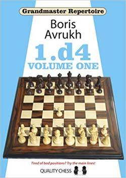 Avrukh Grandmaster Repertoire 1. d4, Vol 1 Cover