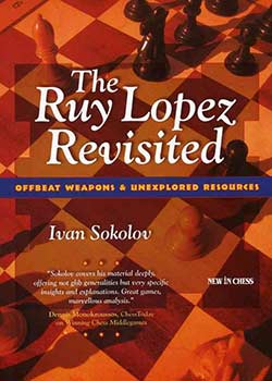 Sokolov The Ruy Lopez Revisited Cover