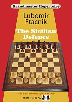 Ljubomir Ftácnik The Sicilian Defence Cover