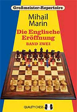 Marin Englische Eröffnung Bd. 2 Cover